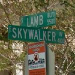 Skywalker Avenue (StreetView)