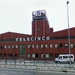 Telecinco (StreetView)