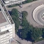 '7 farbige Stelen' by Herbert Volz (Google Maps)