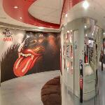 The Rolling Stones 'GRRR!' shop (StreetView)