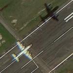 Lockheed P-3 Orion (Google Maps)