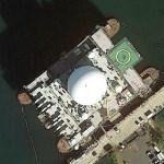 Sea-based X-band Radar (Google Maps)