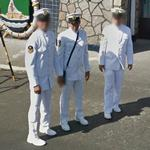 Brazilian Marines (StreetView)
