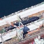 Oyashio-class submarine (Google Maps)