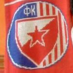 Red Star logo (StreetView)