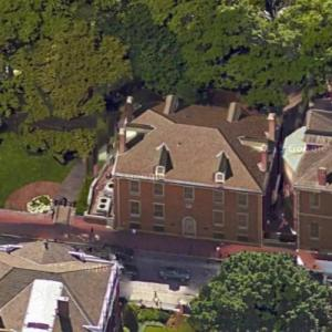 American Philosophical Society Library & Museum (Google Maps)