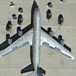 B747 engines being removed (Google Maps)