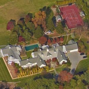 Kevin Plank's House (Google Maps)