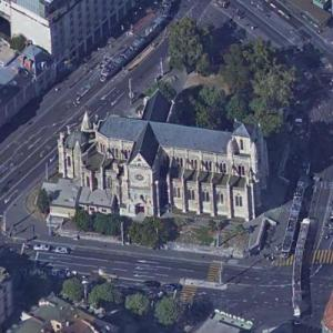 Notre-Dame de Genève (Google Maps)