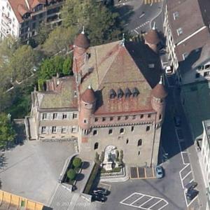 Château Saint-Maire (Google Maps)