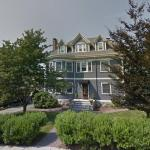 The Richard family house