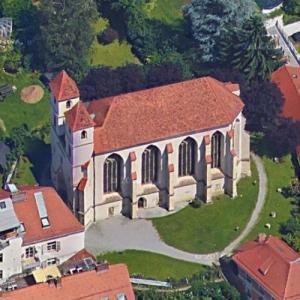 Leechkirche, Graz (Google Maps)