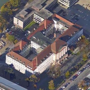 University of Innsbruck (Google Maps)