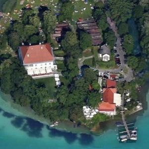 Maria-Loretto Castle (Google Maps)