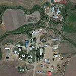 Ayers Ranch Hutterite Colony (Google Maps)