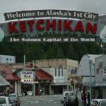 Welcome to Alaska's 1st City, Ketchikan