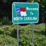Welcome to North Carolina (StreetView)