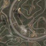Alfa Romeo 'Balocco' test tracks (Google Maps)