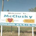 Welcome to McClusky