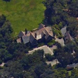 "Barbara Hershey's House in ""Beaches"" (Google Maps)"