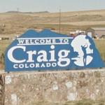 Welcome to Craig - Colorado (StreetView)