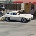 Corvette Sting Ray Coupe (StreetView)