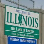 Welcome to Illinois (StreetView)