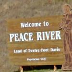 Welcome to Peace River