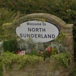 Welcome to North Sunderland (StreetView)