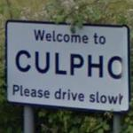 Welcome to Culpho (StreetView)