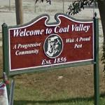 Welcome to Coal Valley (StreetView)