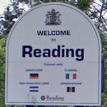 Welcome to Reading (StreetView)