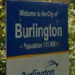 Welcome to the city of Burlington