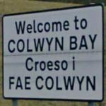 Welcome to Colwyn Bay