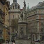 Nereids' fountain (StreetView)