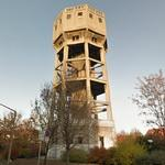 Szolnok water tower (StreetView)