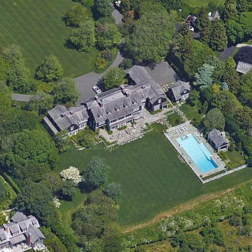 Jerry Seinfeld's House In East Hampton, NY (Google Maps