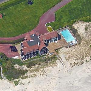 Keith Barish's House (Google Maps)
