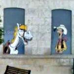 Angouléme, the city of comic strip murals