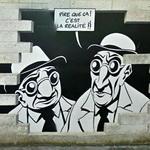 """""""Réalité, sortie de secours"""" by Marc-Antoine Mathieu"""