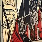 Les coulisses du théâtre by Dupuy-Berbérian