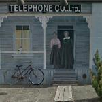 The Telephone Company by Cim MacDonald (StreetView)