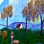 Murals in Spring Garden Street (StreetView)