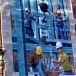 """Tribute to Trades and Labor"" by Michael Webb"