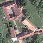 Rákóczi castle (Google Maps)