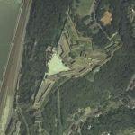 Fortress Ehrenbreitstein (Google Maps)