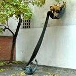 Carl Lutz's monument (StreetView)