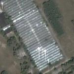 Solar Flares Near Chernobyl (Google Maps)