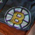 Boston Bruins logo (StreetView)