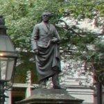 Statue of Josiah Quincy III